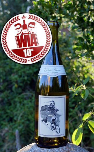 Olivia Brion 2013 Wild Horse Valley Chardonnay 750ml Wine Bottle
