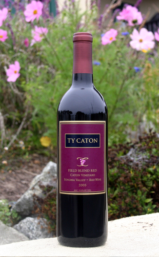 Ty Caton Vineyards 2005 Field Blend Red 750ml Wine Bottle