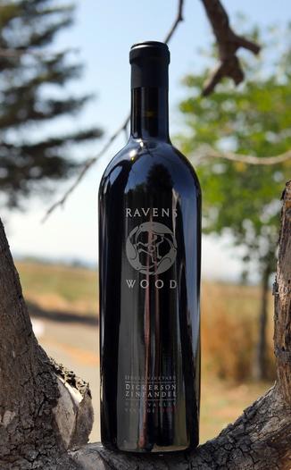 Ravenswood Winery 2013 Dickerson Vineyard Napa Valley Zinfandel 750ml Wine Bottle