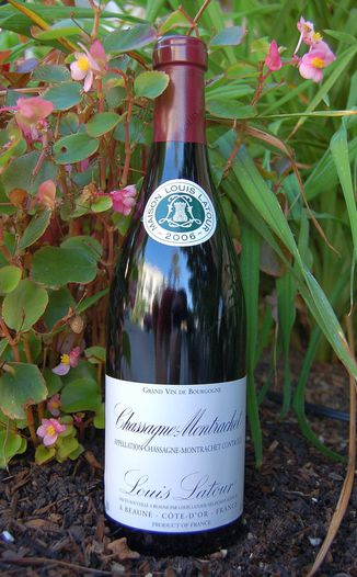 Maison Louis Latour 2006 Chassagne Montrachet Rouge 750ml Wine Bottle