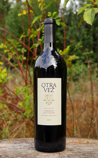 Otra Vez 2014 Estate Bottled Calistoga Napa Valley Cabernet Sauvignon 750ml Wine Bottle
