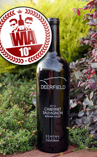 Deerfield Ranch 2012 Sonoma Valley Cabernet Sauvignon 750ml Wine Bottle