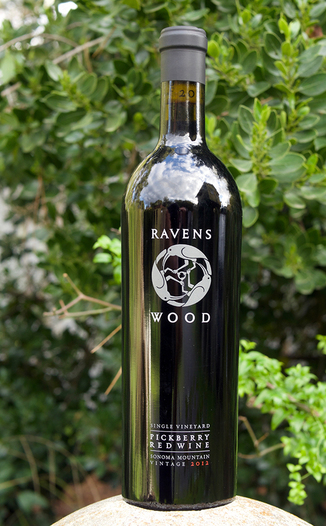 Ravenswood Winery 2012 Pickberry Vineyards Sonoma County Red Blend 750ml Wine Bottle