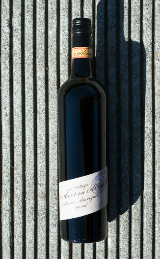 Brothers In Arms 2012 Cabernet Sauvignon 750ml Wine Bottle