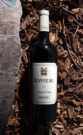 Bonneau Wines 2012 Dry Creek Valley Zinfandel 750ml Wine Bottle