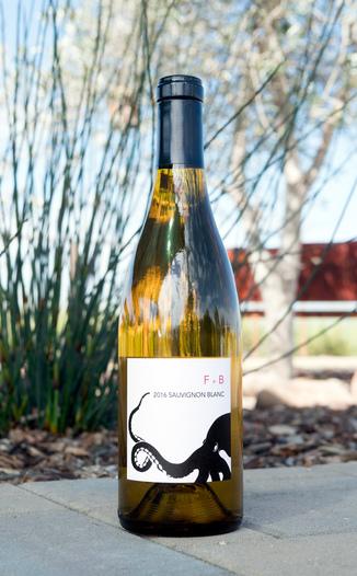 Brewer-Clifton 2016 F + B Happy Canyon of Santa Barbara Sauvignon Blanc 750ml Wine Bottle