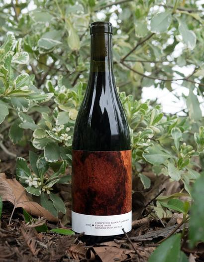 Comptche Ridge 2013 Comptche Ridge Vineyards Mendocino County Pinot Noir 750ml Wine Bottle