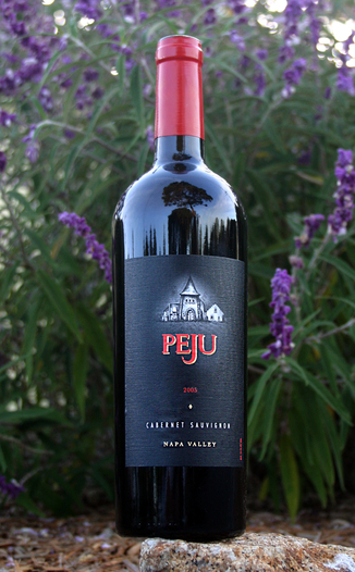 Peju Province Winery 2005 Cabernet Sauvignon 750ml Wine Bottle