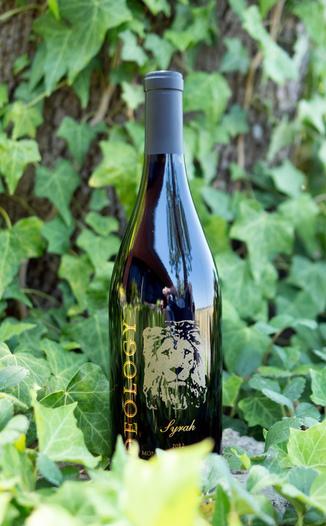Ideology Cellars 2012 Money Road Vineyard Oakville Napa Valley Syrah 750ml Wine Bottle