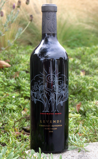 Levendi Winery 2005 Sweetwater Ranch Cabernet Sauvignon 750ml Wine Bottle