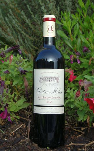 Chateau Milon 2005 Saint-Émilion Grand Cru AOC 750ml Wine Bottle