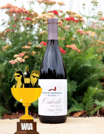 Robert Mondavi Winery 2015 Oakville Napa Valley Fumé Blanc 750ml Wine Bottle