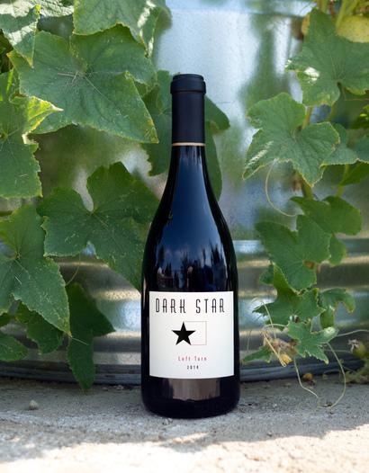 Dark Star Cellars 2014 Left Turn Paso Robles Red Blend 750ml Wine Bottle