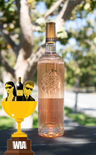 Provence Rosé Group 2017 Urban Provence Rosé 750ml Wine Bottle