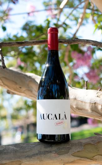 "Serra & Barcelo 2015 Aucala ""DO Terra Alta"" Tinto 750ml Wine Bottle"