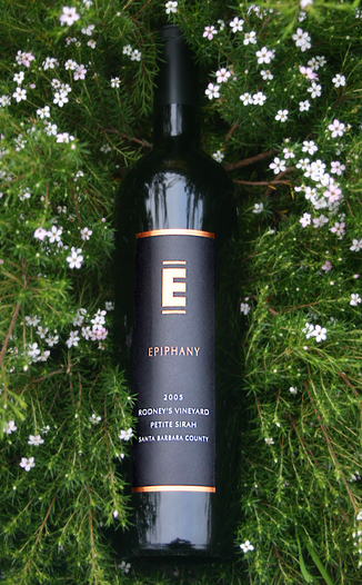 Epiphany Cellars 2005 Petite Sirah 750ml Wine Bottle