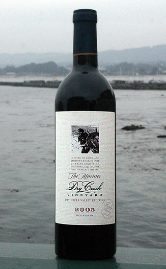 Dry Creek Vineyard 2005 The Mariner 750ml Wine Bottle
