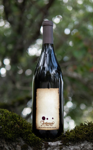 Furthermore Wines 2015 Russian River Valley Pinot Noir 750ml Wine Bottle