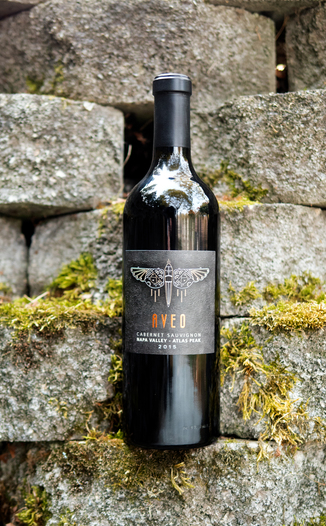 Aveo Wines 2015 Napa Valley Atlas Peak Cabernet Sauvignon 750ml Wine Bottle