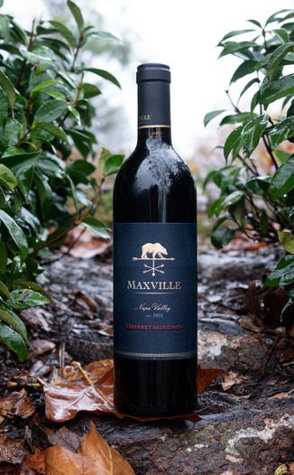 Maxville 2014 Napa Valley Cabernet Sauvignon 750ml Wine Bottle