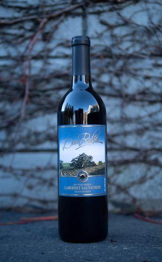 Doce Robles 2013 Paso Robles Cabernet Sauvignon Estate Reserve 750ml Wine Bottle