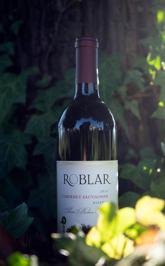 Roblar 2014 Santa Barbara County Cabernet Sauvignon Reserve 750ml Wine Bottle