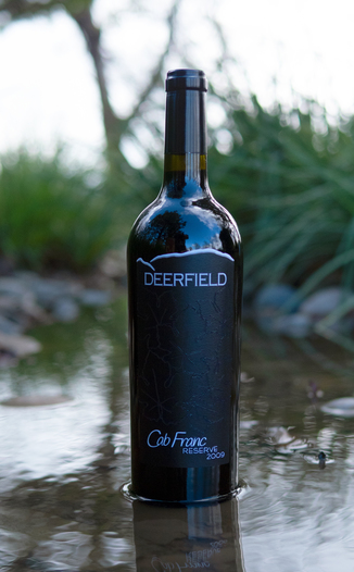 Deerfield Ranch 2009 Cabernet Franc Reserve Sonoma Valley 750ml Wine Bottle