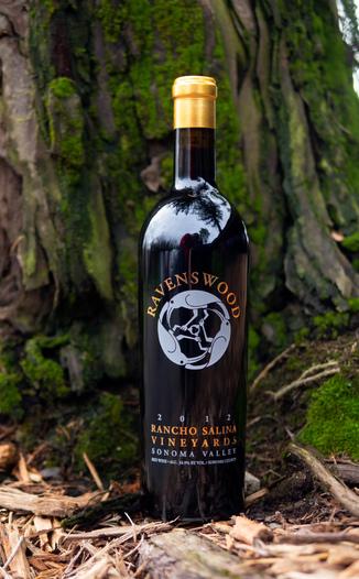 Ravenswood Winery 2012 Rancho Salina Vineyards Sonoma Valley Cabernet Blend 750ml Wine Bottle