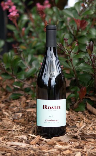 Roald Wine Company 2016 Sonoma Coast Chardonnay 750ml Wine Bottle