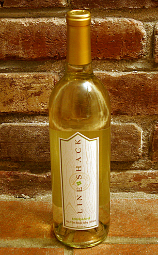 Line Shack 2006 Roussanne 750ml Wine Bottle