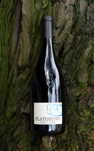 Playground Cellars 2015 Paso Robles Grenache 750ml Wine Bottle