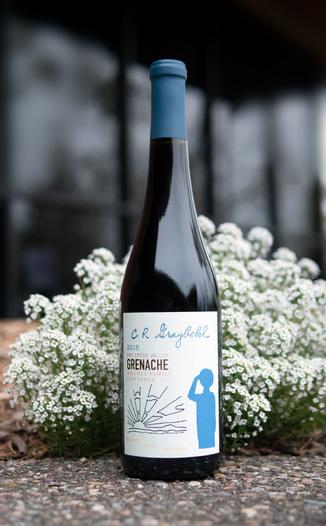 C R Graybehl Wine Company 2015 Mounts Family Vineyard Dry Creek Valley Grenache Noir 750ml Wine Bottle