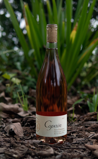 "Copain 2017 Mendocino County ""Tous Ensemble"" Rose of Pinot Noir 750ml Wine Bottle"