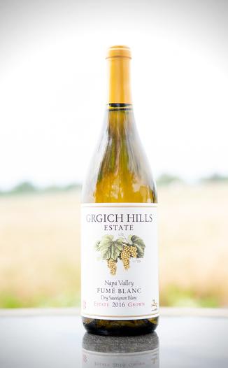Grgich Hills Estate 2016 Grgich Hills Estate Fume Blanc 750ml Wine Bottle