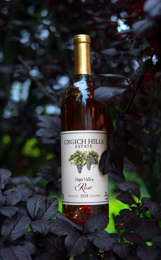 Grgich Hills Estate 2018 Grgich Hills Estate Rose 750ml Wine Bottle