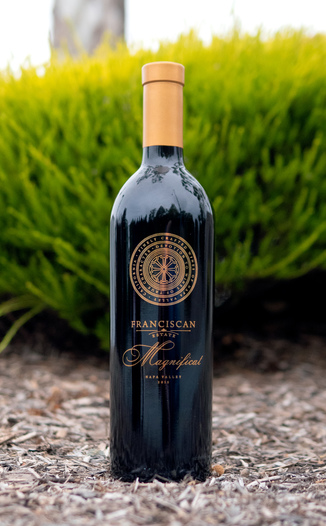Franciscan Estate 2015 'Magnificat' Red 750ml Wine Bottle