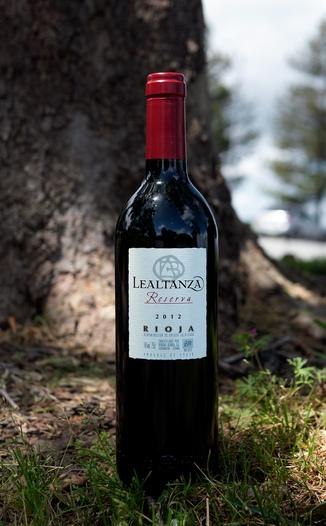 Bodegas Altanza 2012 Lealtanza Rioja Reserva 750ml Wine Bottle