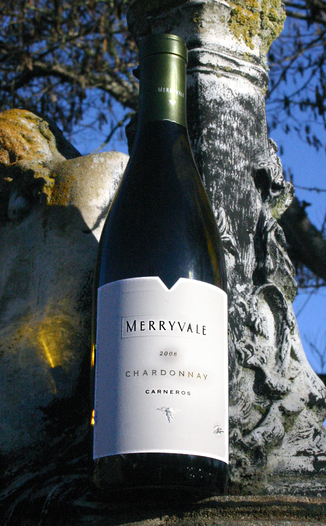 Merryvale Vineyards 2006 Chardonnay, Carneros 750ml Wine Bottle