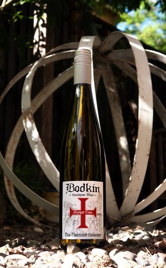 Bodkin Wines 2017 Sandy Bend Sauvignon Blanc Musqué Clone 750ml Wine Bottle