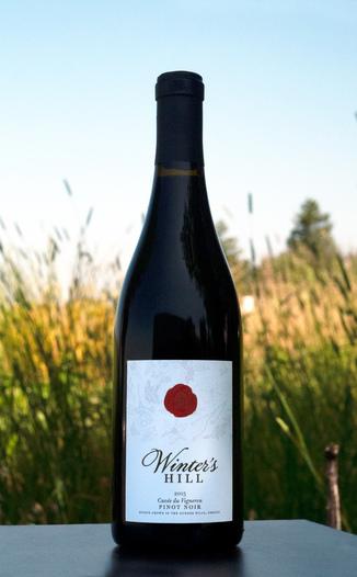 "Winter's Hill 2015 ""Cuvée du Vigneron"" Dundee Hills Pinot Noir 750ml Wine Bottle"