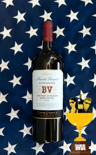 Beaulieu Vineyard 2015 Rutherford Cabernet Sauvignon MAGNUM 750ml Wine Bottle