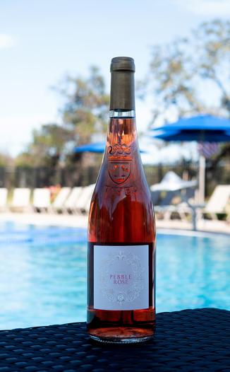 Famille Perrin 2016 'Pebble' Rosé Tavel AOC 750ml Wine Bottle