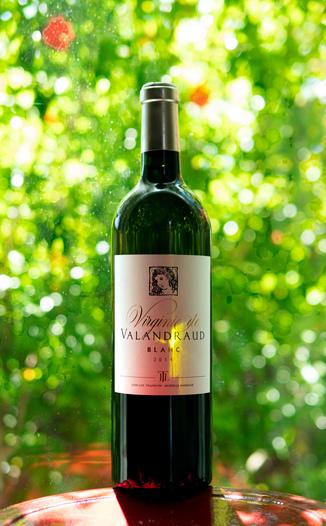 Château Valandraud 2014 'Virginie de Valandraud' Bordeaux Blanc AOC 750ml Wine Bottle