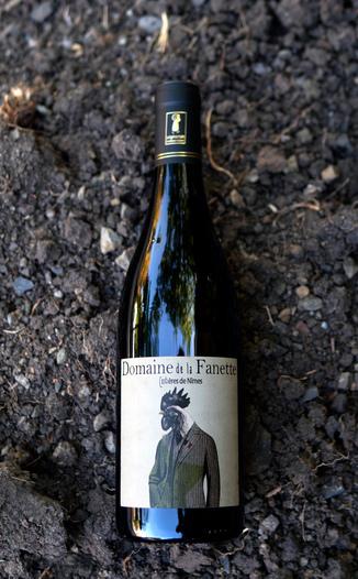 Domaine de la Fanette 2016 Costières de Nîmes AOC 750ml Wine Bottle