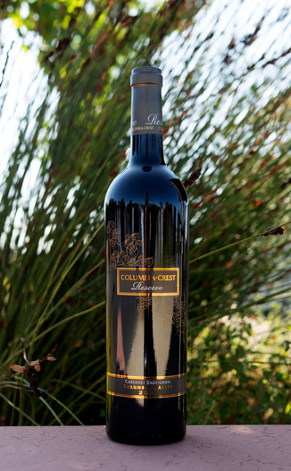 Columbia Crest 2013 Reserve Cabernet Sauvignon 750ml Wine Bottle