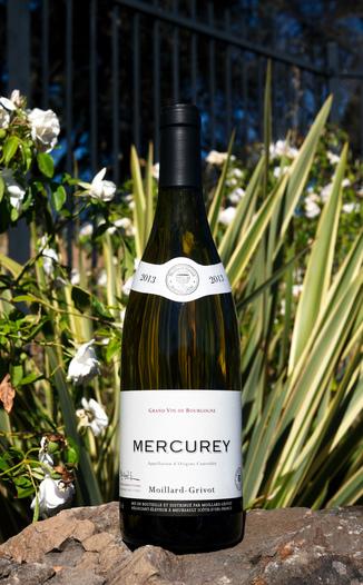 Moillard-Grivot 2013 Mercurey Blanc AOC 750ml Wine Bottle