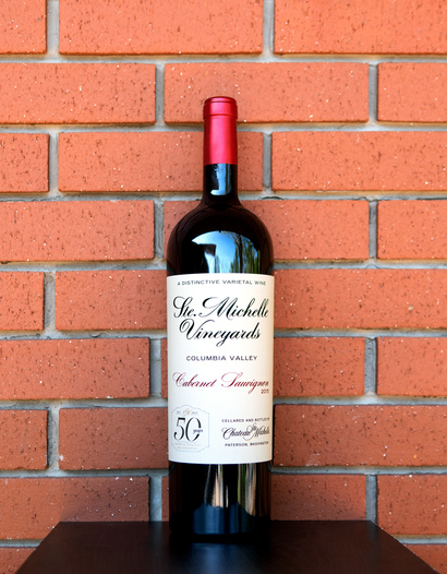 Chateau Ste. Michelle 2015 '50th Anniversary Special' Columbia Valley Cabernet Sauvignon MAGNUM 750ml Wine Bottle