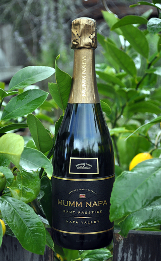 Mumm Napa Valley NV Brut Prestige Extended Tirage 750ml Wine Bottle