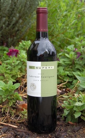 St. Supery 2003 Napa Valley Cabernet Sauvignon 750ml Wine Bottle