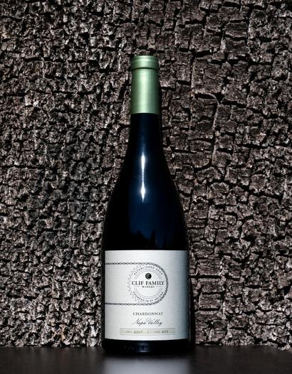 Clif Family Winery 2017 Napa Valley Chardonnay 750ml Wine Bottle